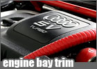 engine bay trim