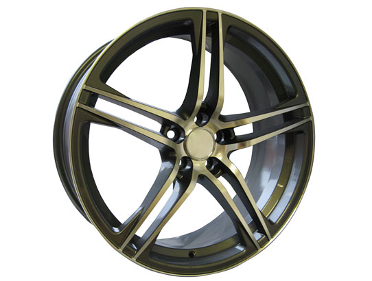 "703502 - 18"" Replica Audi R8 Alloys - With Falken Tyres (set of 4)"